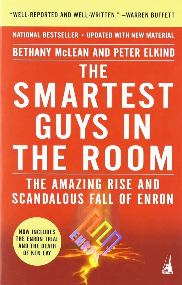 The Smartest Guys in the Room book review