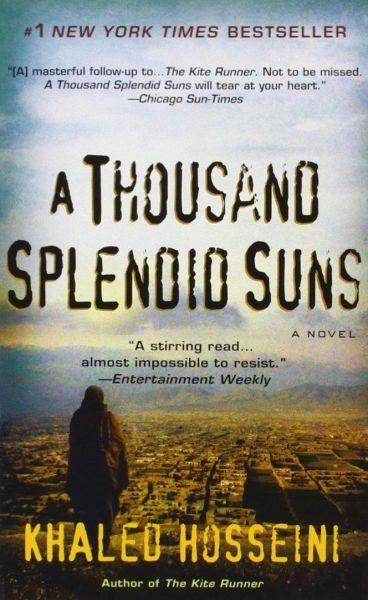 A Thousand Spledid Suns books review
