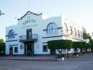 Loreto, Baja City Hall