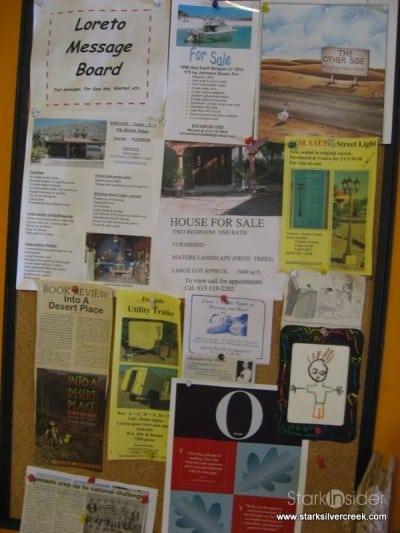 Baja Books in Loreto
