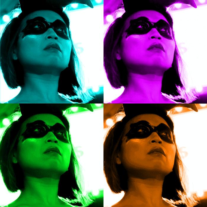 Loni Stark - Harley Quinn