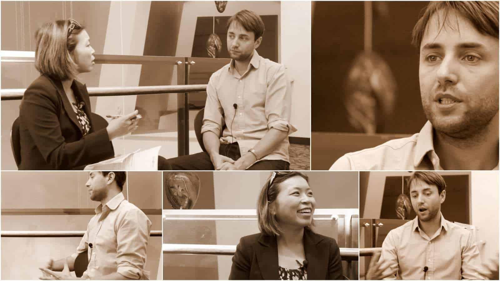 Actor Vincent Kartheiser Interview with Loni Stark