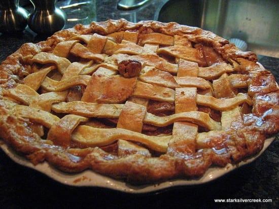 Recipe for apple tart easy