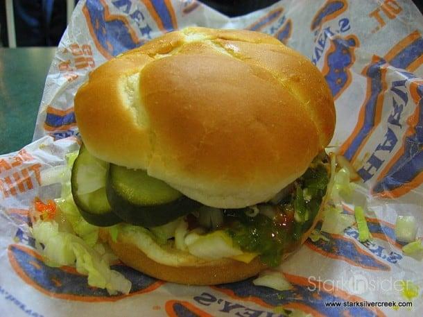 Harvey's Hamburger