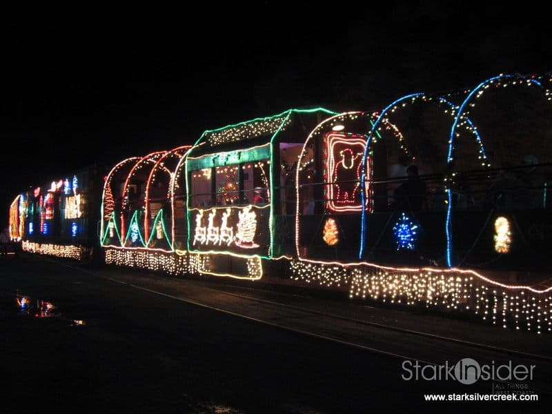 Niles Canyon Railway in the San Francisco Bay - Christmas - Ready For Some Holiday Cheer? All Aboard The Niles Canyon Railway