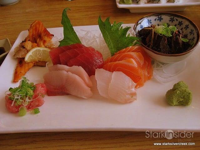 Tomisushi sushi restaurant in San Jose