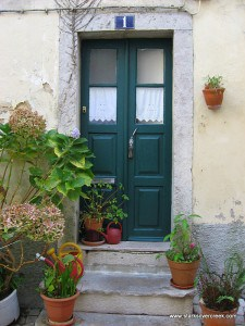 """Photo from my """"Doors of Portugal"""" series."""