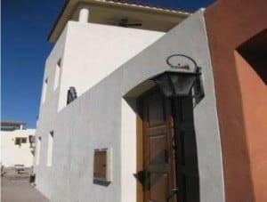 The front door of our Nueva Chica.