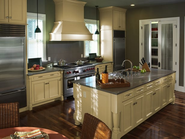 HGTV 2009 Dream Home Kitchen