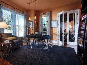 HGTV Dream Home Study Room