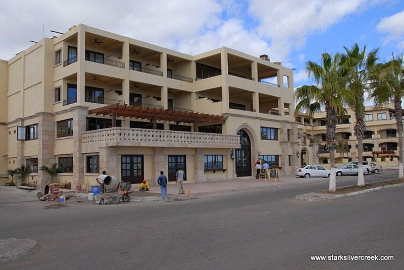 La Mision Hotel, Loreto Baja - A diamond emerges.