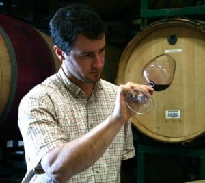 Massimo Di Costanzo, Winemaker at Ehlers Estate