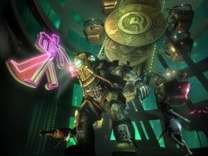 The artwork in Bioshock is outstanding