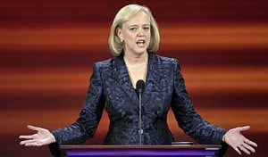 Meg Whitman: bringing Silicon Valley moxy to Sacramento?