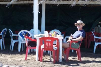 Bob Kopolow at Vista al Mar