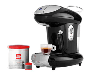 comparing espresso pod systems from nespresso and illy stark insider. Black Bedroom Furniture Sets. Home Design Ideas