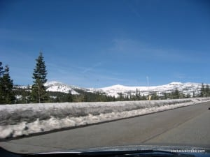 A pictureque approach to Truckee and Lake Tahoe
