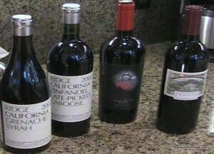 The Tahoe wine club ready for a weekend in Old Greenwood