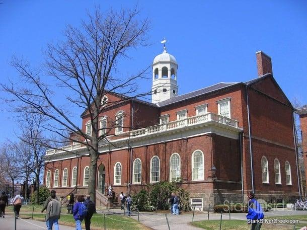 Historic Harvard Yard