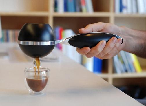 mypressi TWIST espresso