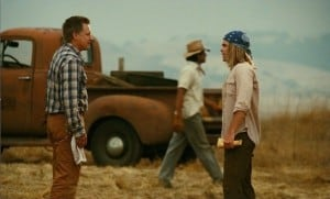 Bill Pullman and Bo Barrett as the father-son wine making team
