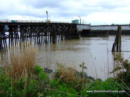 Original Bridge remains