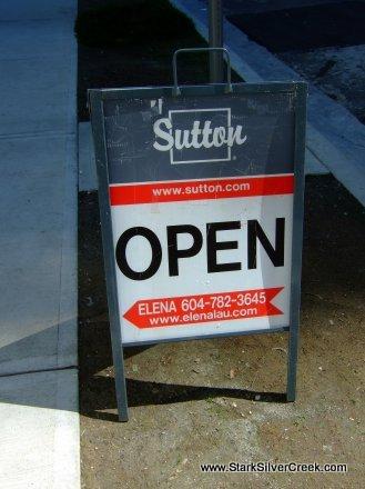 Open House: looking for buyers in Coal Harbour