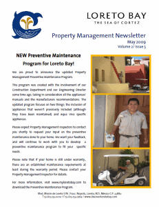 loreto-bay-newsletter-page1-may-2009