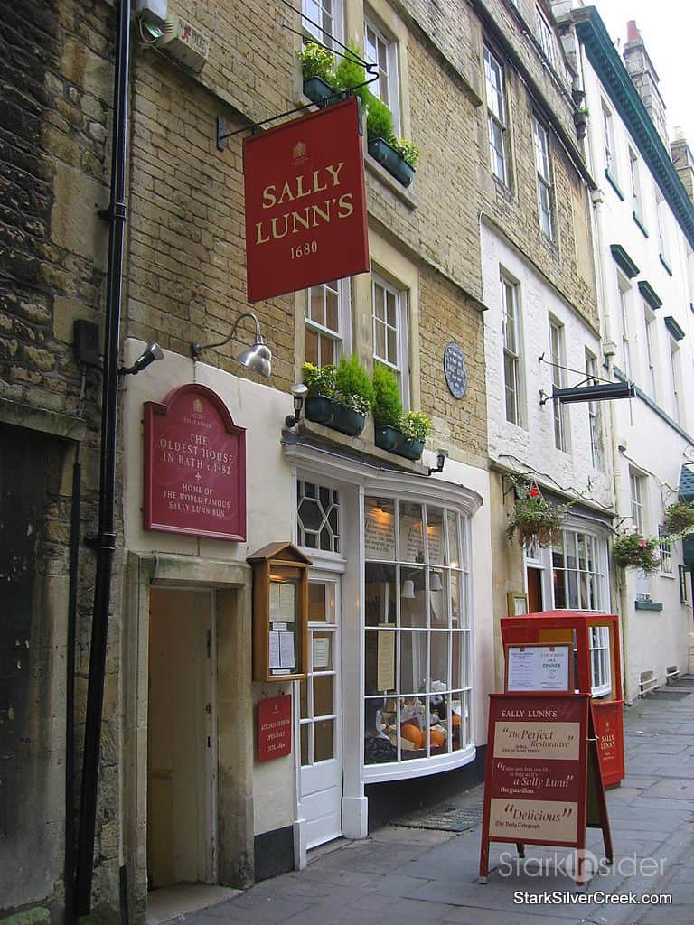 Sally Lunn House, England: A visit to the oldest house in ...
