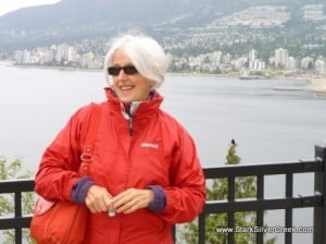 Stanley Park in Rainproof jacket