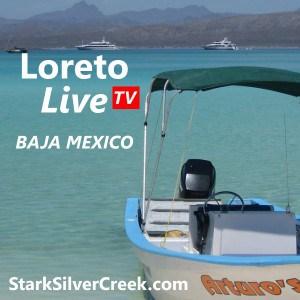 Loreto Live TV Podcast Logo