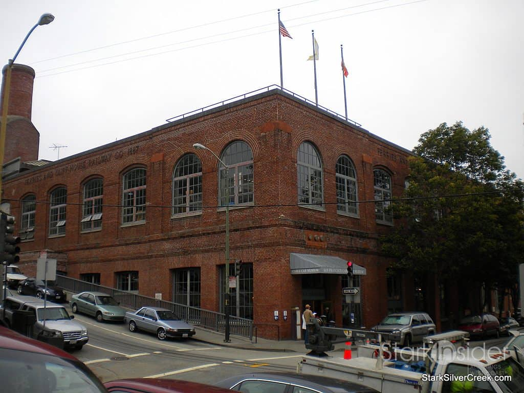 Cable car museum san francisco 3 stark insider for San francisco new museum