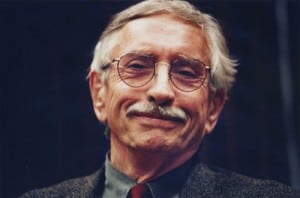 Playwright Edward Albee Photo by Jerry Speier