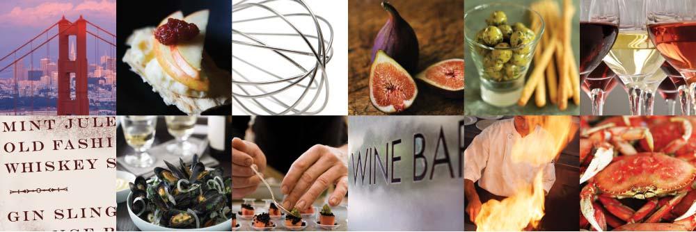 SF Chefs. Food. Wine.