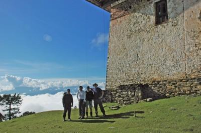 At Djili Dzong