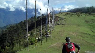 Video thumbnail for vimeo video Bhutan 2009: Jili Dzong -> Jangchu Lakha | Stark Insider
