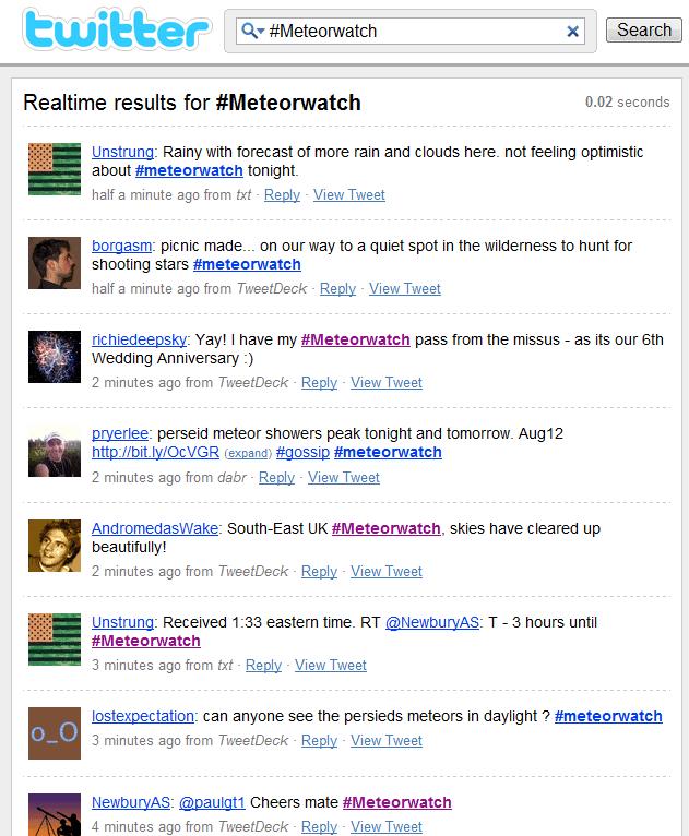 meteorwatch