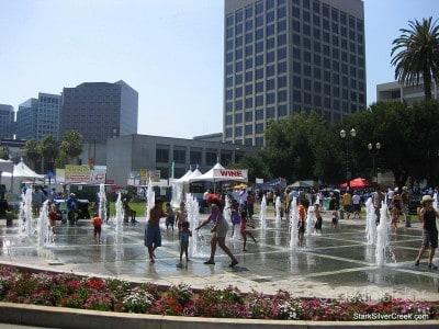 San Jose Jazz Festival - in photos