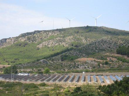 Turbines & Solar Panels
