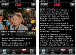 CNN-iPhone-App