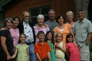 Del, Nancy and Family