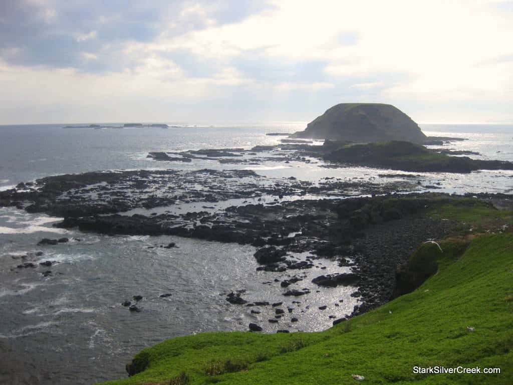 Nobbies out on Phillip Island. On our adventure to seek out penguins.