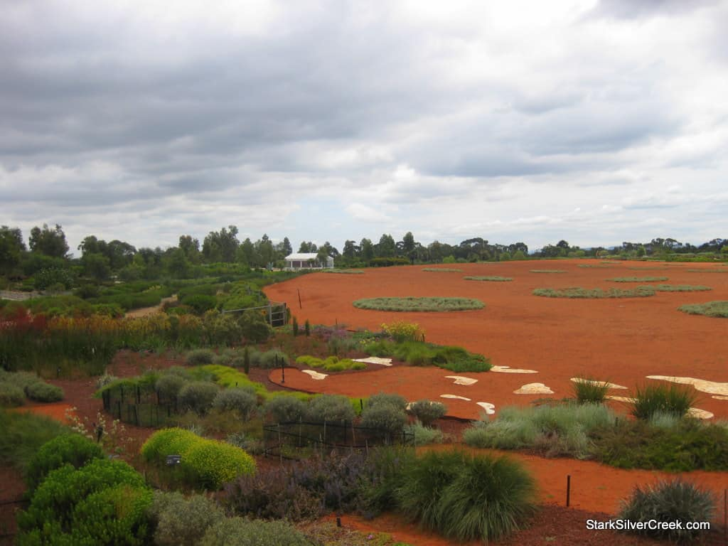 Australian Botantical Garden captures the 80+ native bioregions of the country.