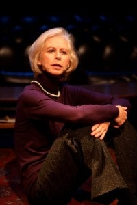 Mrs. Whitney at Magic Theatre. Patricia Hodges (Margaret Whitney). Photo by Jennifer Reiley.