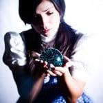Natalie Amaya as Dorothy Gale in Berkeley Playhouse's The Wizard of Oz