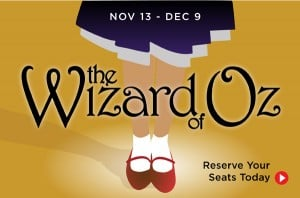 Wizard of Oz by Berkeley Playhouse
