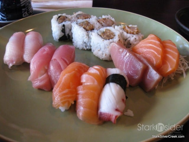 Live Sushi San Francisco - Restaurant Review