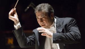 Conductor Maestro Luisotti at San Francisco Opera