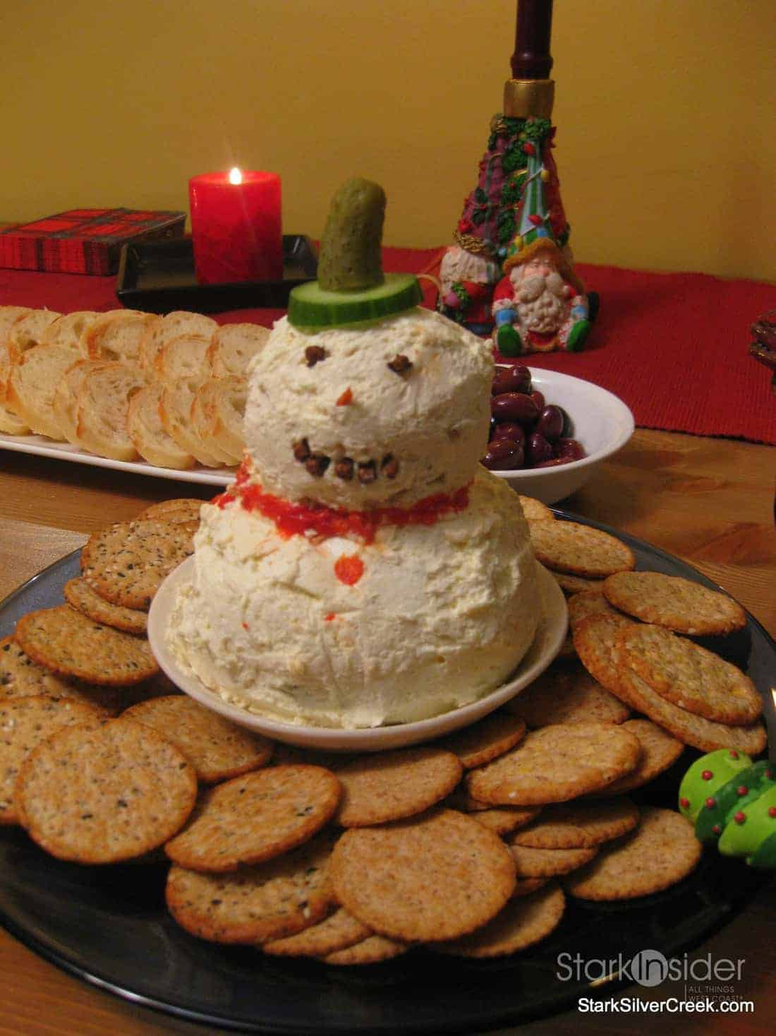 holiday eats potluck appetizers tips for christmas eve parties stark insider