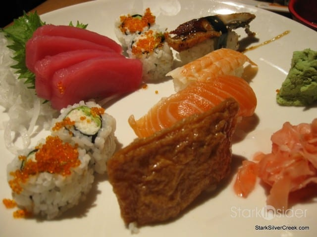 Sushi Rock San Francisco - Restaurant Review